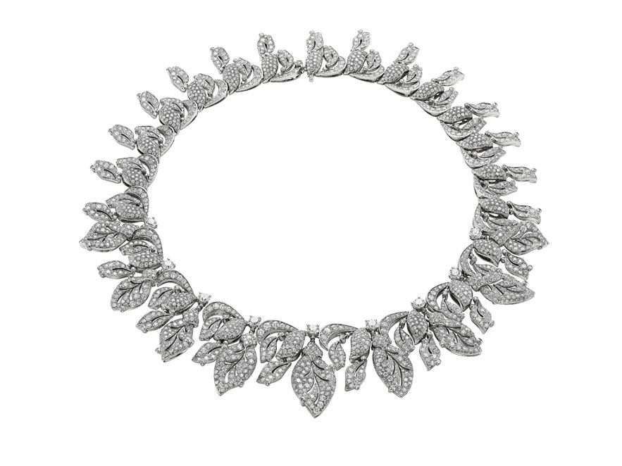 Haute couture jewels: Spring/Summer 2014: Bulgari's Diva- Quatre Saisons collection