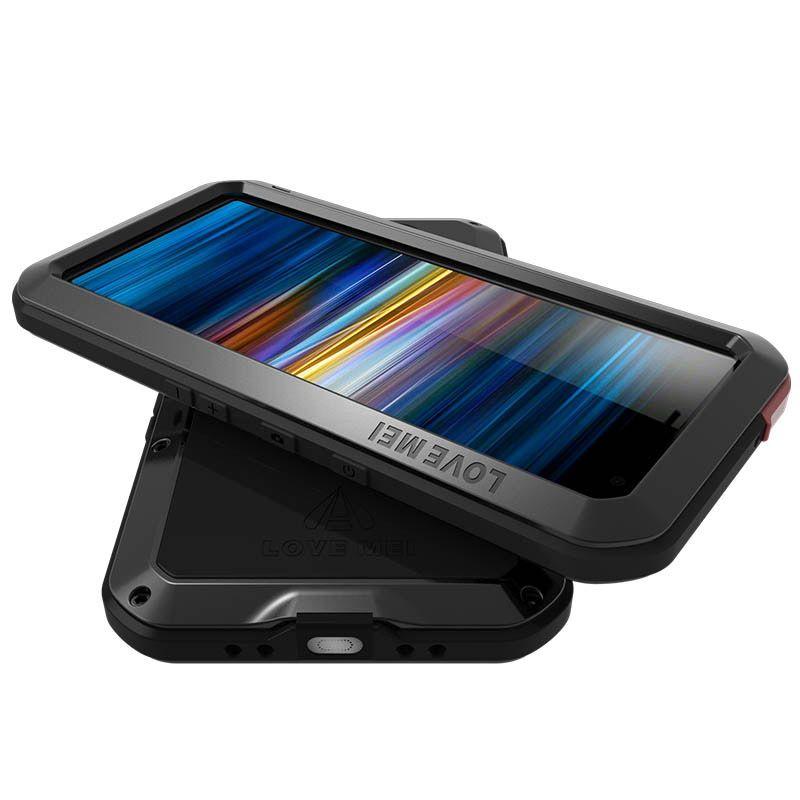 Love Mei Sony Xperia 10 Powerful Hybrid Shockproof Case Sony Mobile Phones Phone Sony Phone