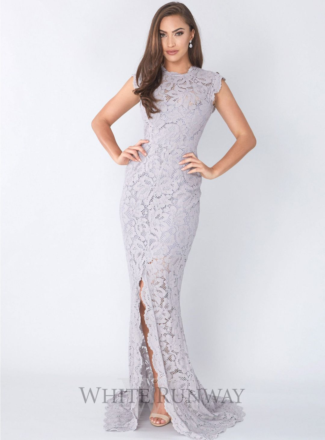 Silver Valentine Gown | Wedding, Engagement and Weddings
