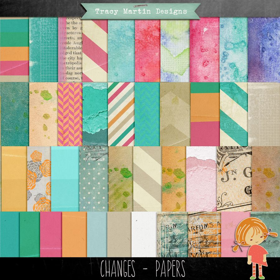 Oscraps :: Shop by Category :: All New :: Changes - Bundle