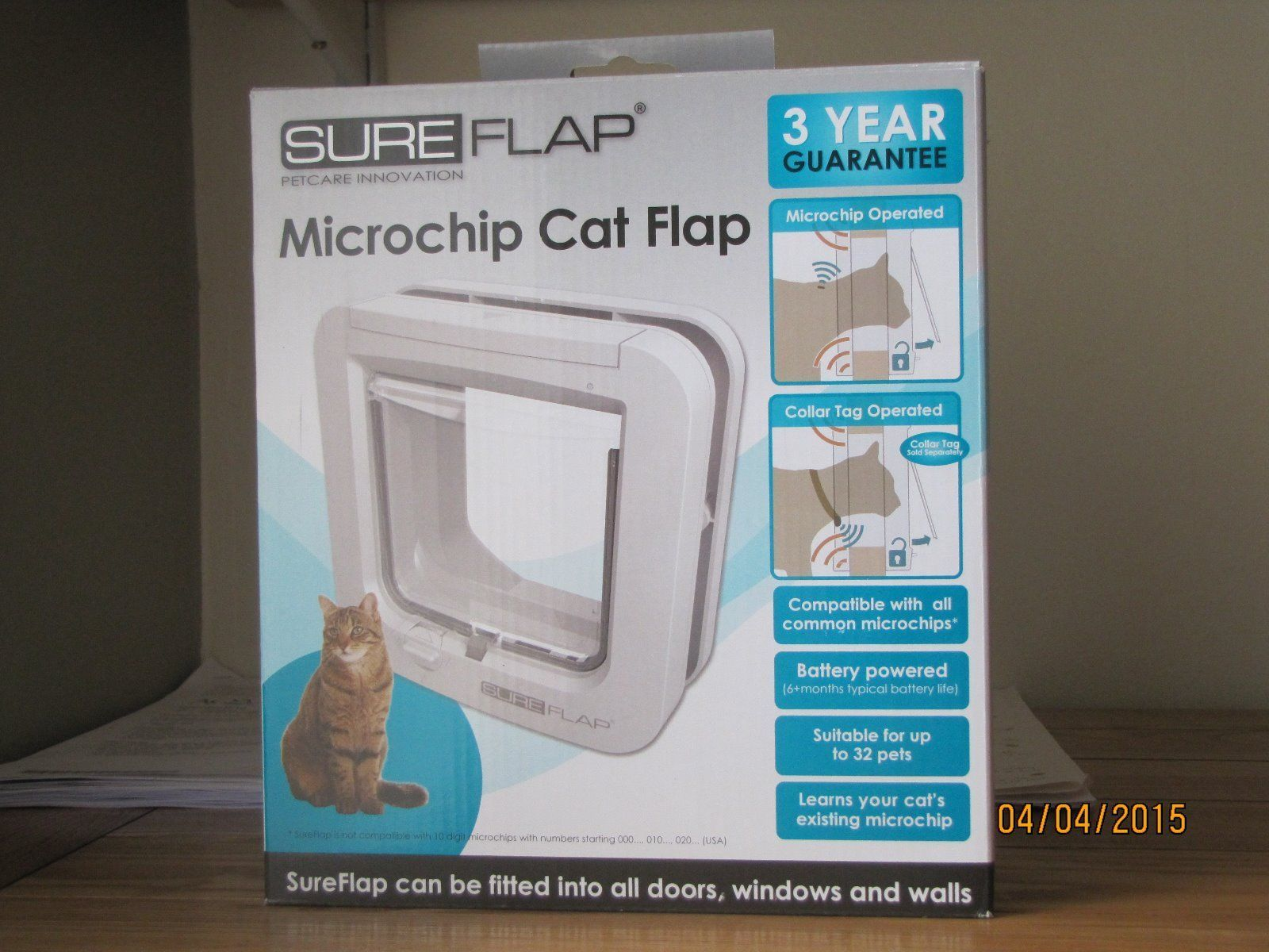 microchip manual locking needs adaptor for window placement rh pinterest com sureflap microchip cat flap user manual sureflap microchip cat flap instruction manual