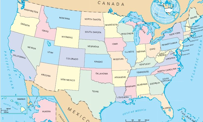 map with states and capital all about the usa have you mastered your states and capitals yet well