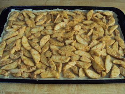 Flour Me With Love: Apple Pizza