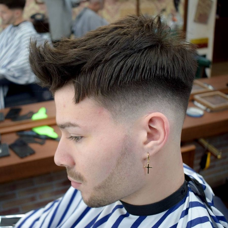 cool haircuts for men with thick hair short medium in