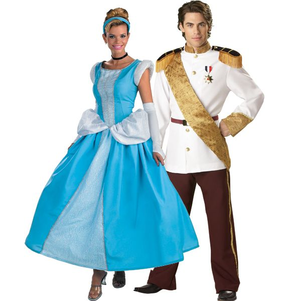 25 best couples costumes for halloween - Prince Charming Halloween Costumes