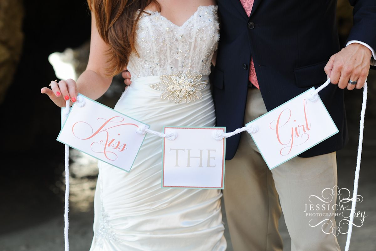 The Little Mermaid Inspired Wedding Photographed By Jessica Frey