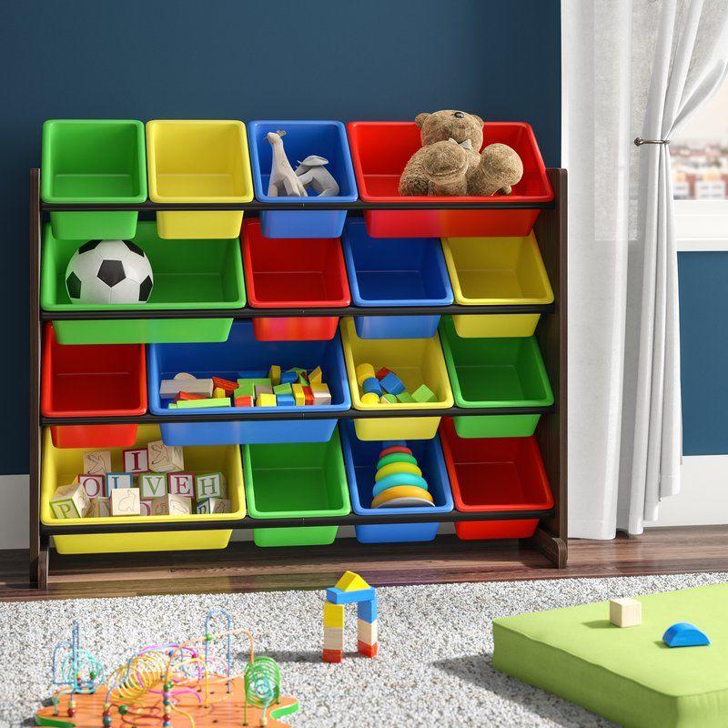 Clive Kid Toy Organizer Kids Toy Organization Nursery Storage