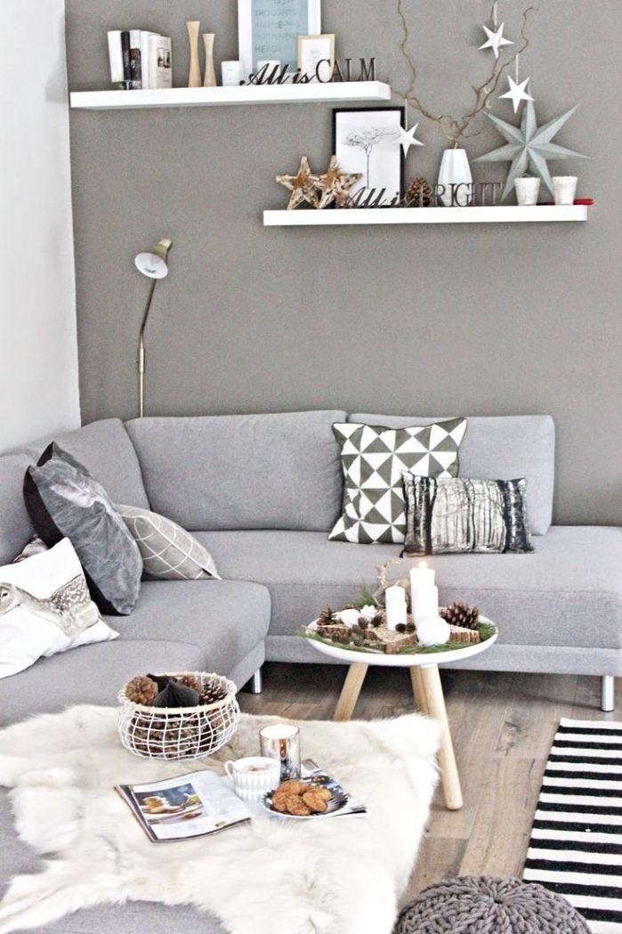 Schön Neueste Wohnzimmer Deko Pastell