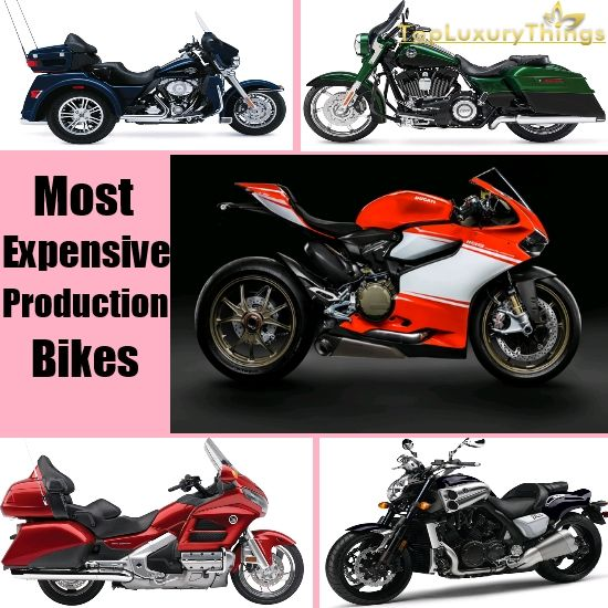 10 Most Expensive Production Bikes In The World Bike Upcoming