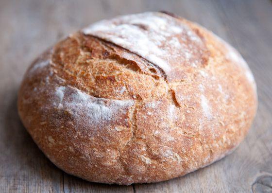 Rustic Bread- Avo Veggie sandwich needs this vegan bread ...
