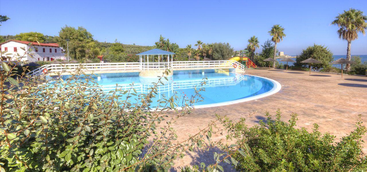 Villaggio Camping Internazionale Manacore di Peschici (FG