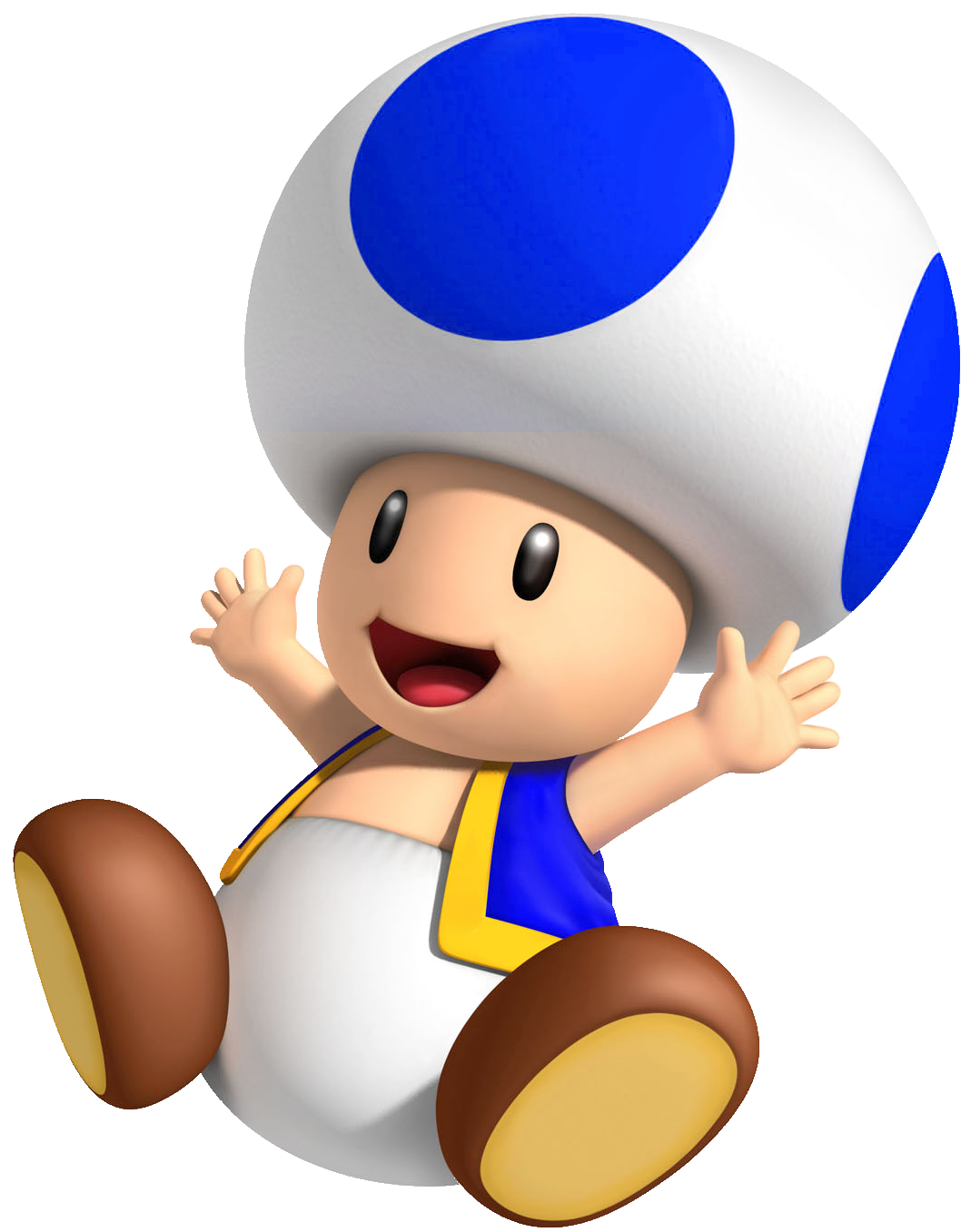 Blue Toad Super Mario Art Super Mario Party Mario Bros Party