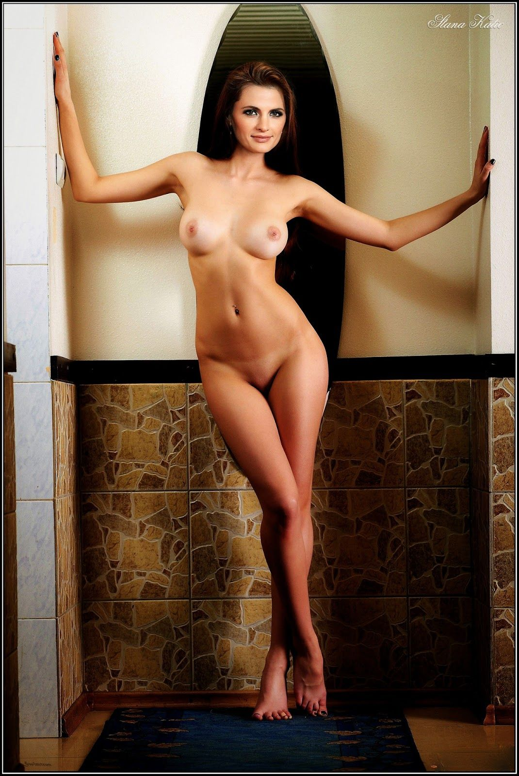 nude post model korean