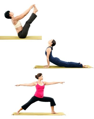 These movements are very useful to beginners, who want to start doing yoga ...
