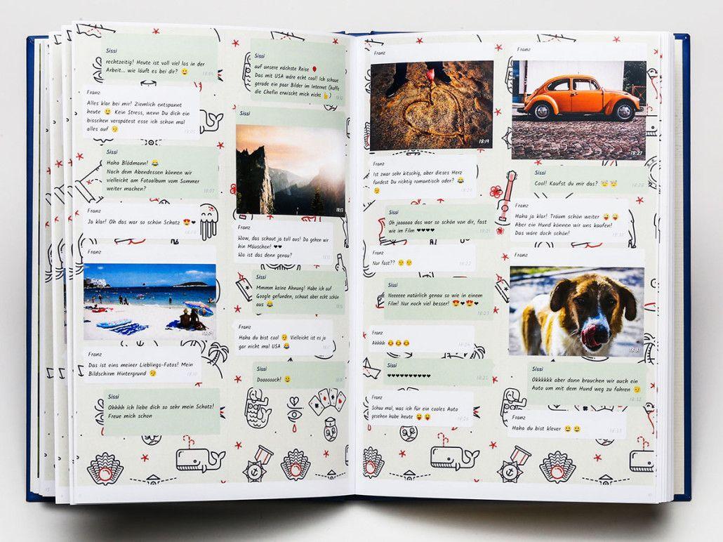 Whatsapp Chat Buch Drucken Buch Drucken Bucher Whatsapp Chat Drucken