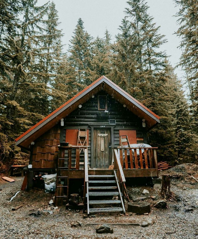 All I Need Is A Little Rustic Cabin In The Woods 27 Photos