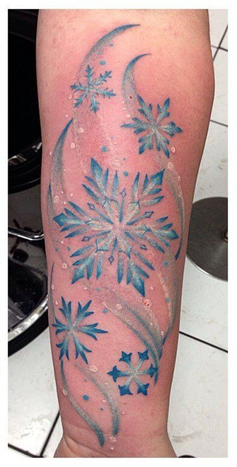 Stunning Arm Christmas Tattoo Design Ideas For Men To