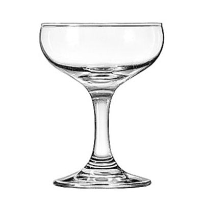 41ed223a6dc 5.5-oz Embassy Champagne Glass - Safedge Rim & Foot Guarantee | Ring in