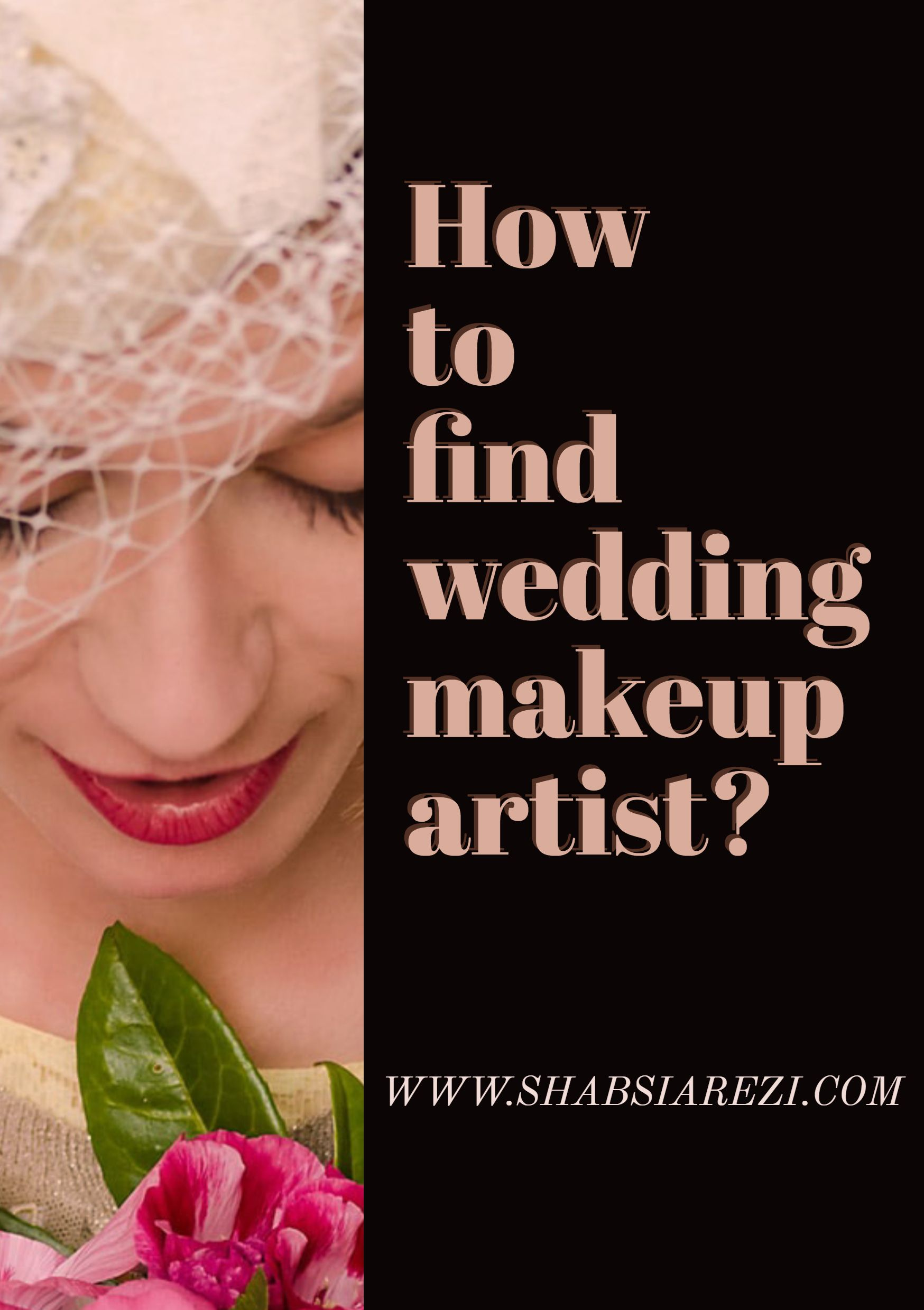 How to find wedding makeup artist Wedding makeup artist