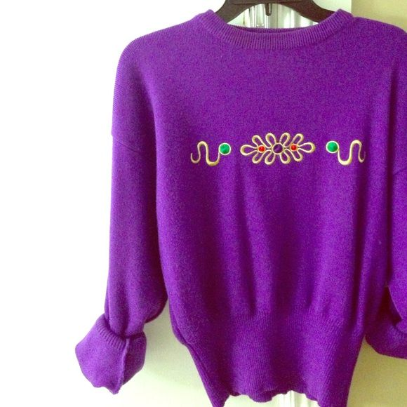 HPVintage Meister Christmas Sweater 11/10 Vintage wool Meister ...