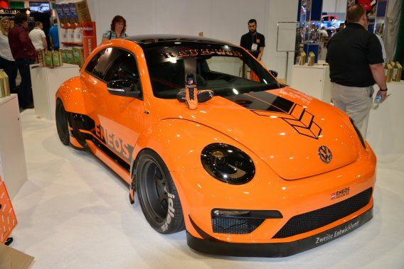 Insanely Cool Cars From The SEMA Show In Las Vegas Top Gear Vw - Vw car show las vegas