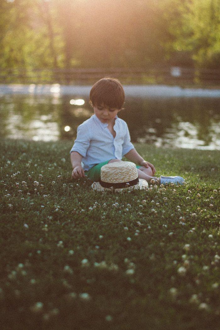 Trucos sencillos para hacer fotos con niños : via La Chimenea de las ...