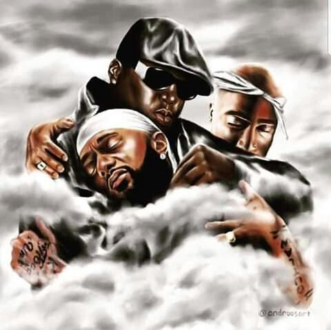 black art Rapper art, Hip hop art, Tupac art