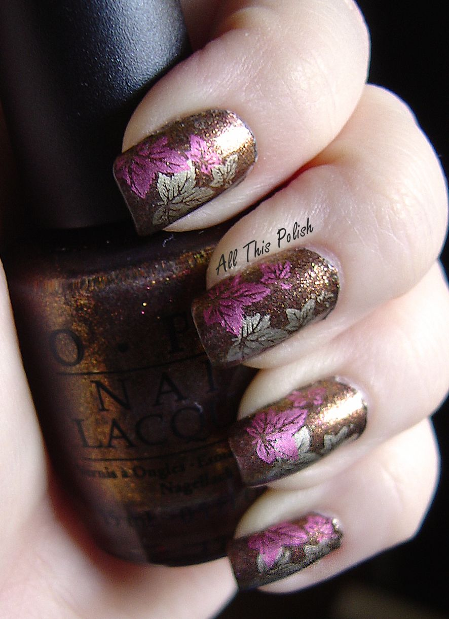 All This Polish: fall   Fun Nail Polish and Nail Art   Pinterest