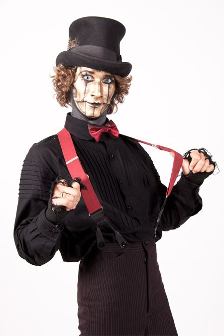 The Jon      Steam Powered Giraffe