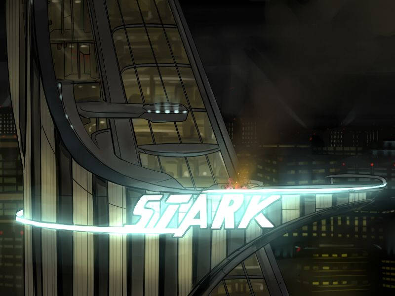 Stark Tower Design