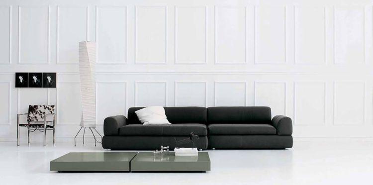 italienische sofas italienische designermöbel wohnzimmer sofa ...