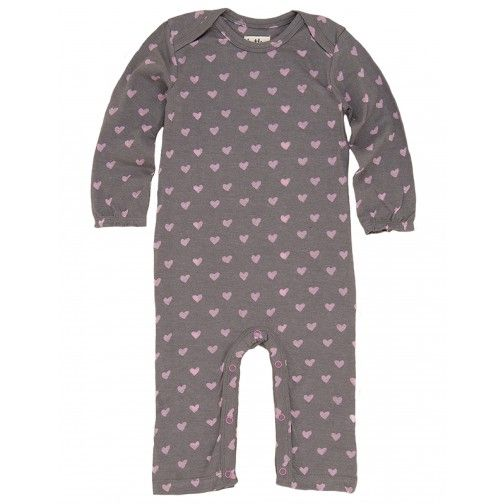 Hearts Playtime Rompers