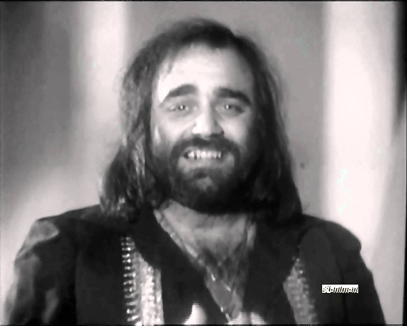 Demis Roussos Lovely Lady Of Arcadia Video Audio Restored Hd Audio Video Lady Latin Music