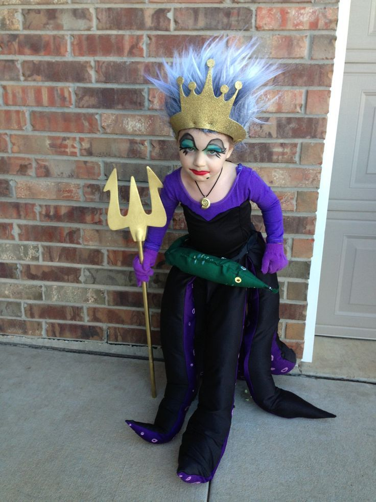 Ursula costume halloween pinterest ursula costume solutioingenieria Image collections