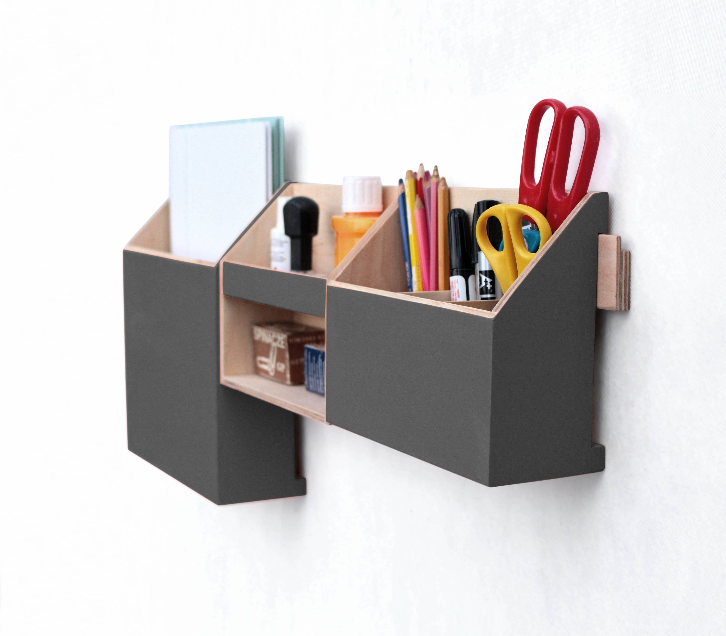 simple organizers in with set ideas desk decor design sets nice homely creative office awesome organizer