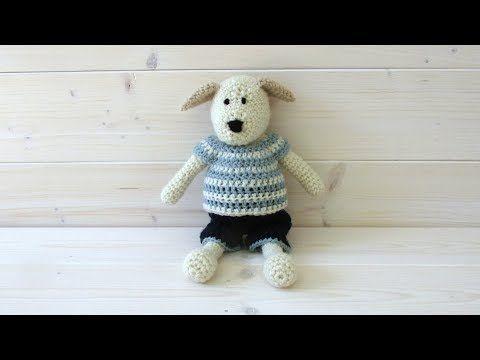 "Handknitted Crochet Alpaca Soft Toy Figure Crocheted Handmade 100/%Alpaca 9.5/"""