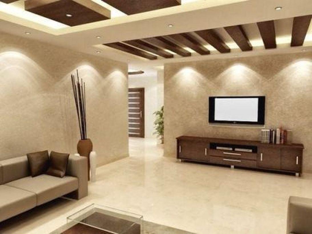 20+ Living Room Ceiling Design   MAGZHOUSE