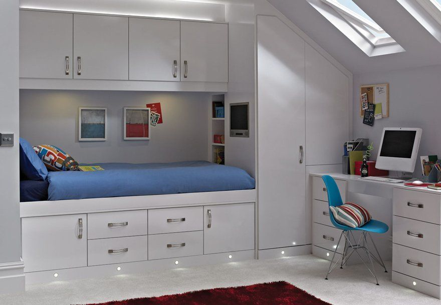 10++ Space saving fitted bedroom furniture formasi cpns