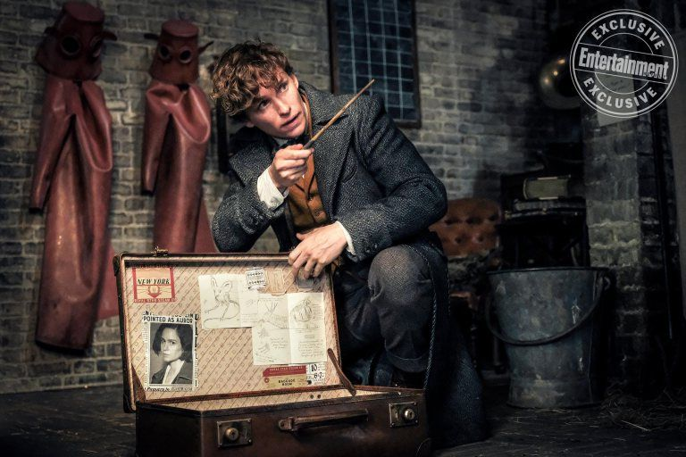 Fantastic Beasts Exclusive 10 Intriguing New Crimes Of