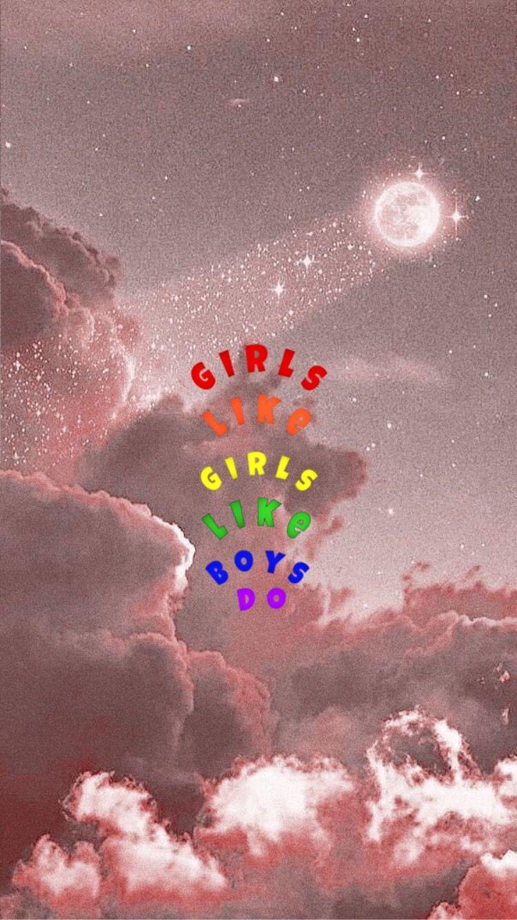 Girls Like Girls Wallpaper Aesthetic Iphone Wallpaper Cool Backgrounds Wallpapers Bad Girl Wallpaper