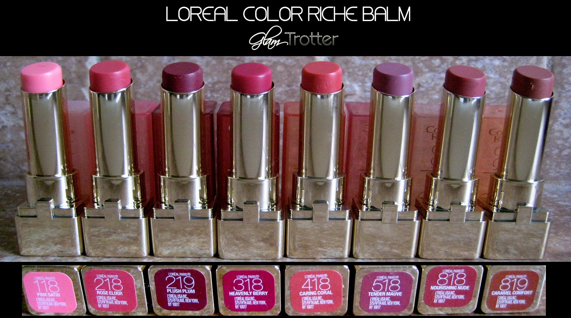 LOreal Colour Riche Serum Lipsticks - Satin Pink S100