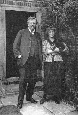 The Catholic Young Woman G K And France Chesterton Gk British Writers Essay Pdf