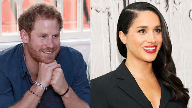 Kensington Palace confirms Prince Harry is dating Actress Meghan Markle  [PHOTOS] Prince Harry today