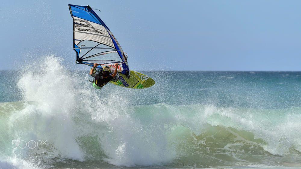 Power windsurfing! by PierreYves Baraër on 500px