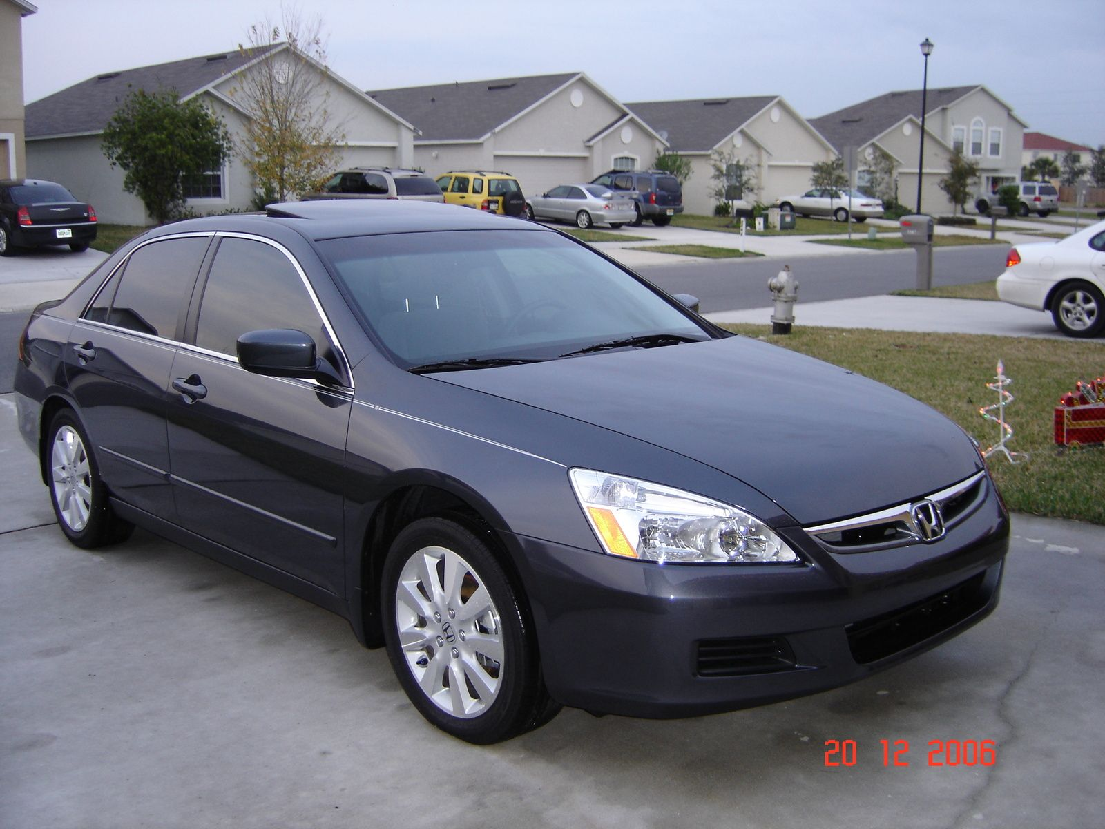 2007 Honda Accord Lx >> 2007 Honda Accord 2007 Honda Accord Lx V6 2007 Honda