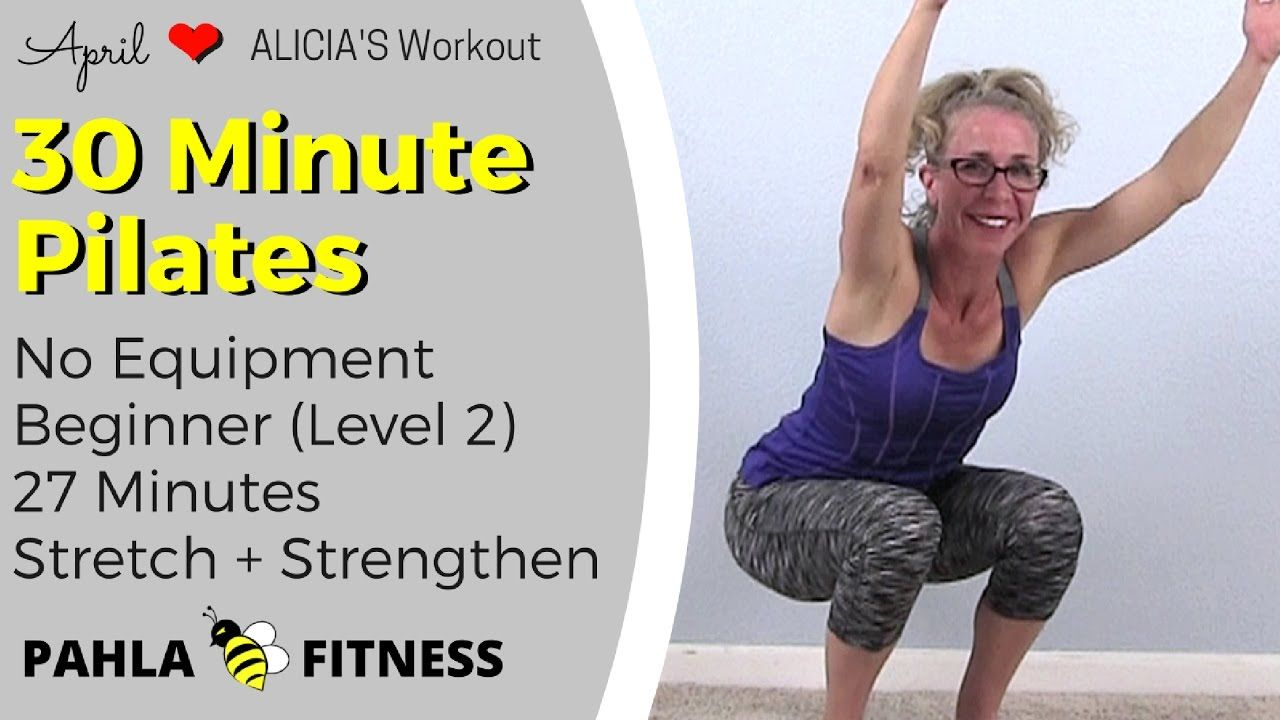 30 Minute PILATES for STRENGTH + FLEXIBILITY You voted