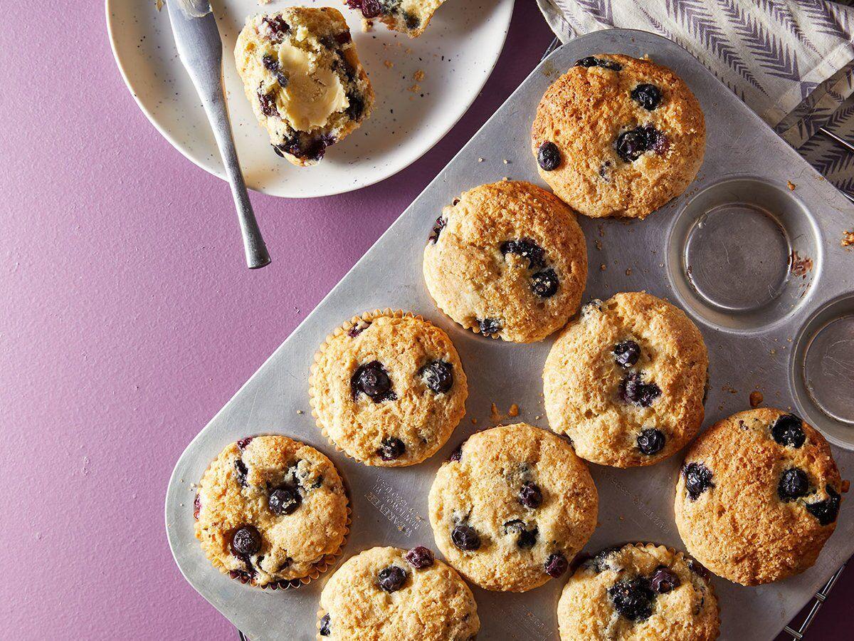 Blueberry Buttermilk Muffins Recipe In 2020 Buttermilk Blueberry Muffins Buttermilk Muffins Muffin Recipes Blueberry