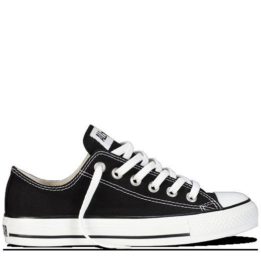 Black Chuck Taylor All Star Shoes : Converse Shoes