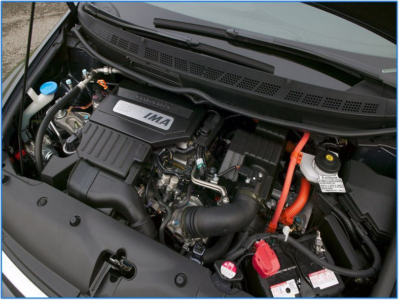2008 Honda Civic Hybrid Review Specifications Http Car Tuneup