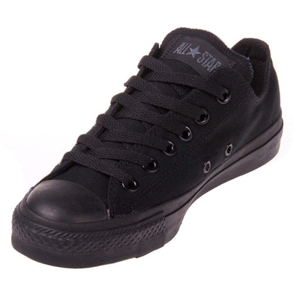 502083af269328  54.99 Converse Chuck Taylor M5039 Black Monochrome Low Top ...